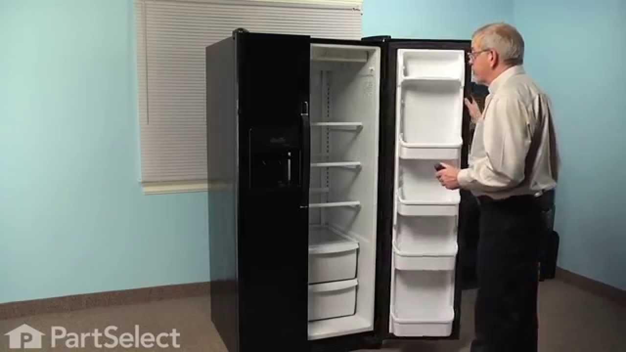 Replacing your Frigidaire Refrigerator Damper Assembly - 115V 60Hz