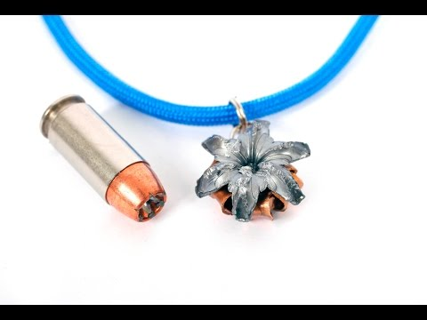 Turning A Bullet Into A Blossom
