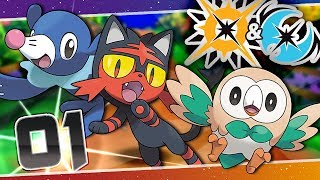 Pokémon Ultra Sun and Moon - Episode 1 | Deja Vu!