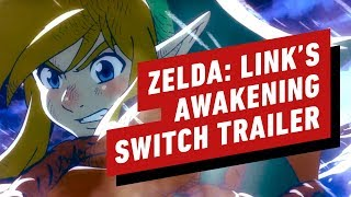 The Legend of Zelda: Link's Awakening Remake Reveal Trailer - Nintendo Direct