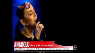 Ebru Gündeş Özgecan Aslan Için Bestelenen şarkıyı Söyledi