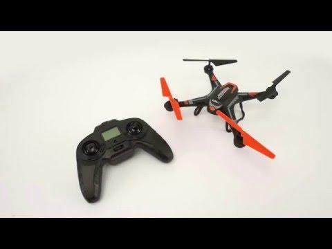 Produktvorstellung: Modell-Quadrocopter Rocket 260 3D (Pollin Artnr.: 820346)