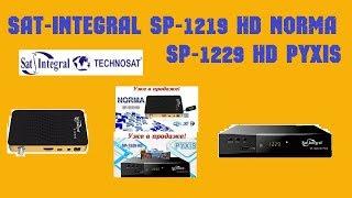 Спутниковый ресивер Sat-IntegralSP-1219HDNORMA от компании Sat TV - видео