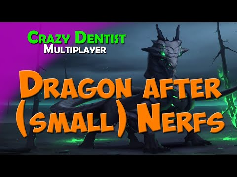 Dragon after (small) Nerfs | Dragon clan in 3v3 | Northgard