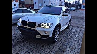 BMW X5 E70 3.0D Рассказ после пяти лет владения!