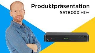 SATBOXX HD+   Produktpräsentation   TechniSat