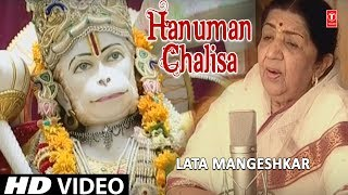 Hanuman Chalisa Lata Mangeshkar I Shri Hanuman Chalisa - Download this Video in MP3, M4A, WEBM, MP4, 3GP