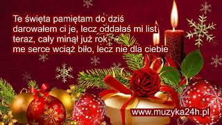 Last Christmas. Polska wersja, polskie słowa, polski tekst.