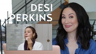 Desi Perkins' Skincare Routine: My Reaction & Thoughts | #SKINCARE