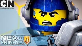 NEXO Knights   Burning Kingdom   Cartoon Network