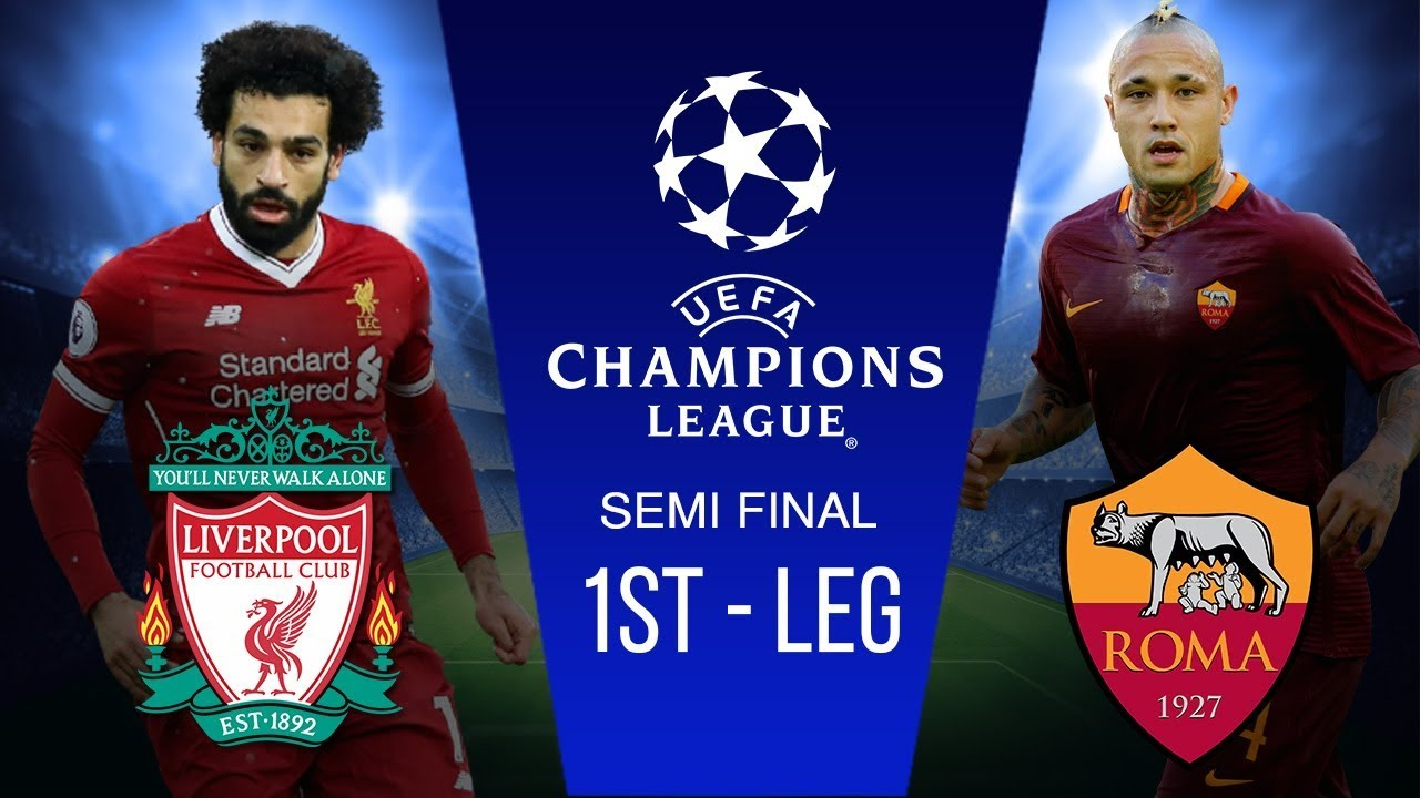 Live Streaming Liga Champions Liverpool Vs AS Roma Pukul 01.45 WIB