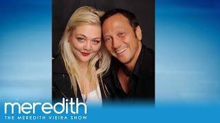 Rob Schneider On Daughter Elle King | The Meredith Vieira Show