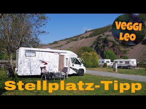 Wohnmobil Stellplatz-Tipp Erden | Mosel | Nähe Bernkastel