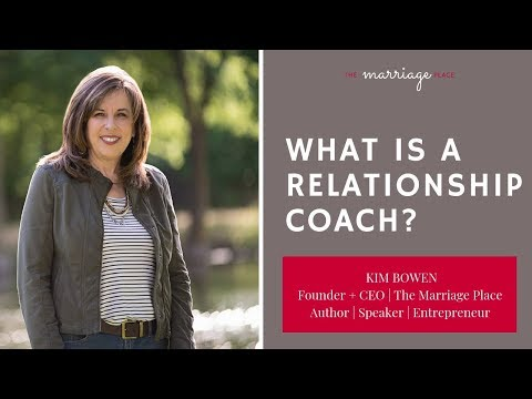 What is a Relationship Coach? - YouTube
