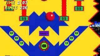 Let's Play Knuckles In Sonic 2 German - 04 - Nachts Im Casino Und Auf Die Bergspitze