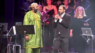 Shalom Salaam   lyric video