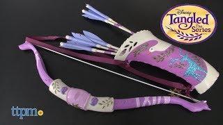 Disney Tangled Bow & Arrow Set From Disney Store