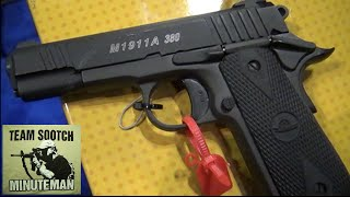 Rock Island Armory's New 1911 Pistols For 2015