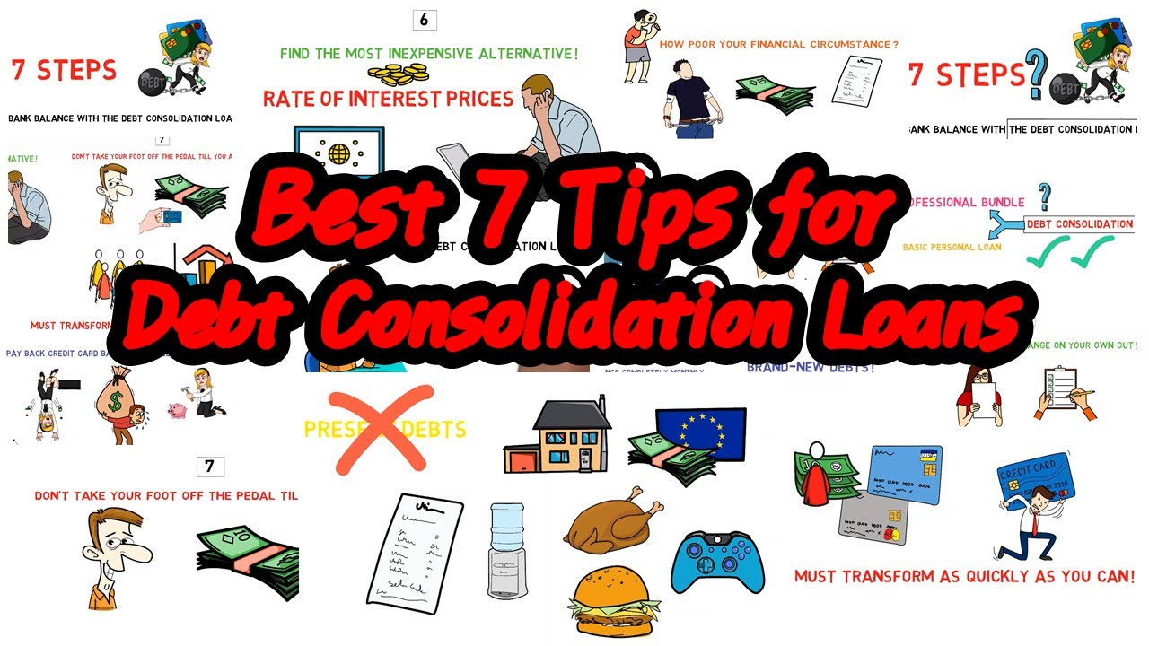 Finest 7 Tips for Financial Obligation Debt Consolidation Loans 2021 Wealthlly thumbnail