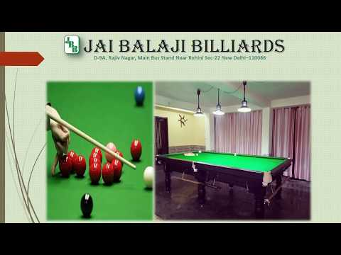 JBB Mini Snooker Table (MS-1)