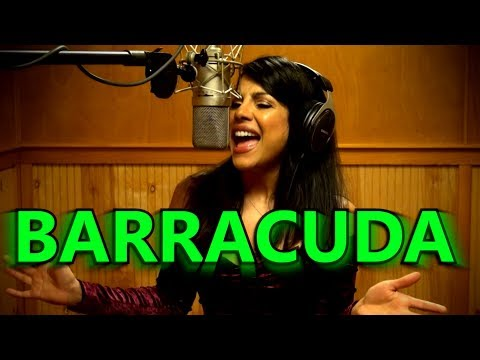 Cover of  Barracuda by heart