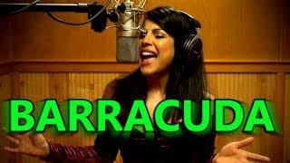 Heart - Barracuda - Ann Wilson - cover - Sara Loera - Ken Tamplin Vocal Academy