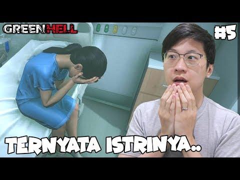 Ternyata Kondisi Mia Mengerikan - Green Hell Indonesia #5