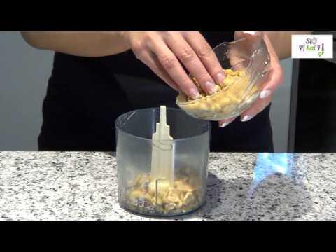 Φτιάξτε σπιτικό φυστικοβούτυρο