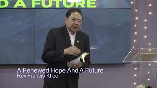 A Renewed Hope and a Future