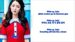 gugudan - Snowball (Rom-Han-Eng Lyrics) Color & Picture Coded