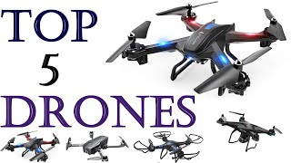 5 Best Budget DRONE with Camera 2020 ▶ World Smallest Drone With HD Camera ▶ Review and Unboxing