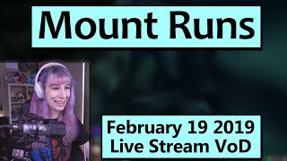 Zul Gurub Mount Runs - February 19 Live Stream VoD