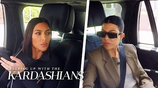 Kim & Kourtney Disagree Over Candy For Kids Party 8 Days Out | KUWTK | E!