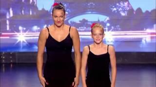Le Duo Chrysalide - Incroyable Talent 2012