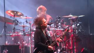 The Cure Lovesong Live 2016
