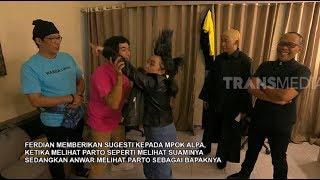 Anwar RISIH Bapaknya Dipeluk-peluk Mpok Alpa | OPERA VAN JAVA (08/09/19) Part 2