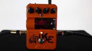 VOX In The Studio: Freddy DeMarco Demos The Trike Fuzz Guitar Pedal