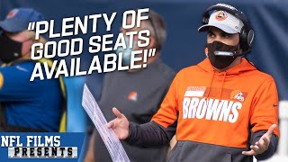 Best of Coaches Mic'd Up 2020 Season | NFL Films Presents