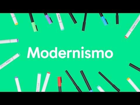 MODERNISMO | QUER QUE DESENHE | DESCOMPLICA