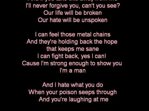 Weezer-UNSPOKEN (LYRICS)