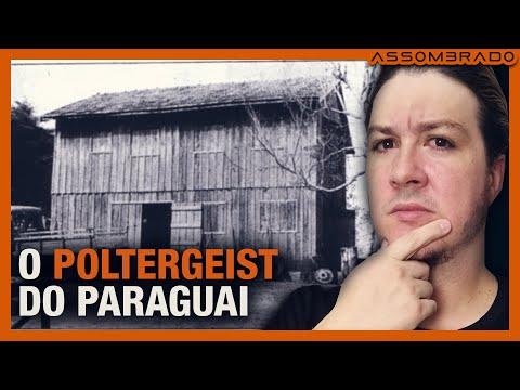 O DIA EM QUE UM CARRO DESAPARECEU E SURGIU EM OUTRO LOCAL: O POLTERGEIST DO PARAGUAI!