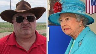 The next king of England? American man claims he is rightful heir to British throne - TomoNews