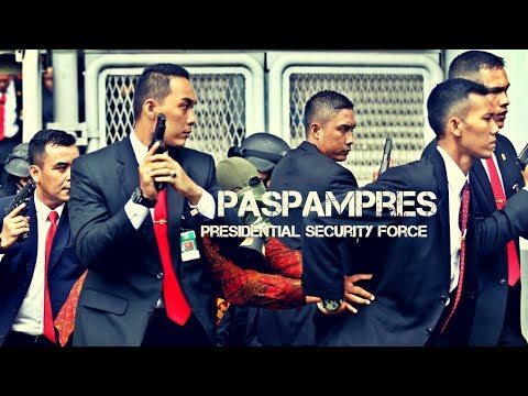Paspampres - Presidential Security Force Of Indonesia