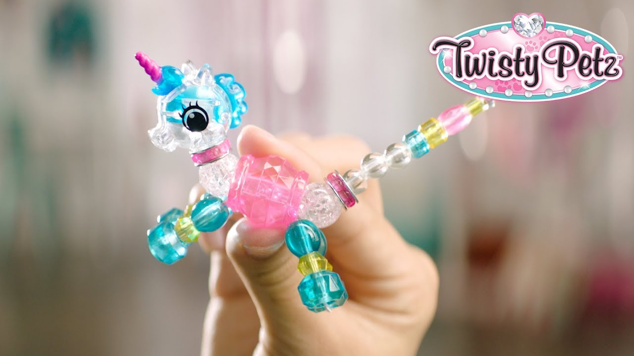 Видео Twisty Petz