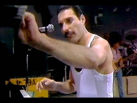 Queen's Incredible Live Aid Performance 1985