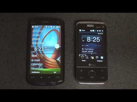 Windows Mobile: un video per dimostrare i cambiamenti della GUI dalla versione 6.1 alla 6.5