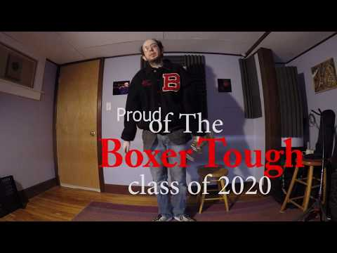 I wrote and performed an arrangement of Rocky for the BHS Sr. Class 2020