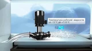 видео товара Центробежный насос циркуляционный. Насос CNP серия TD