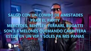 07 Millonarios - Daddy Yankee ft. Arcangel (King Daddy Edition) [LETRA]