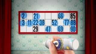 Let's Play Bingo!